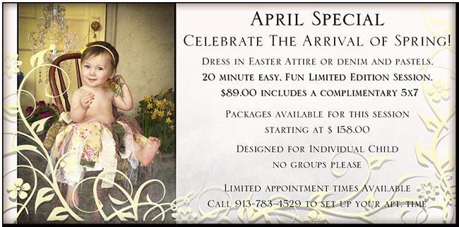 April Special sm